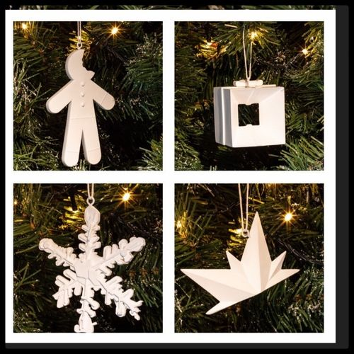 SNARKITECTURE ORNAMENTS